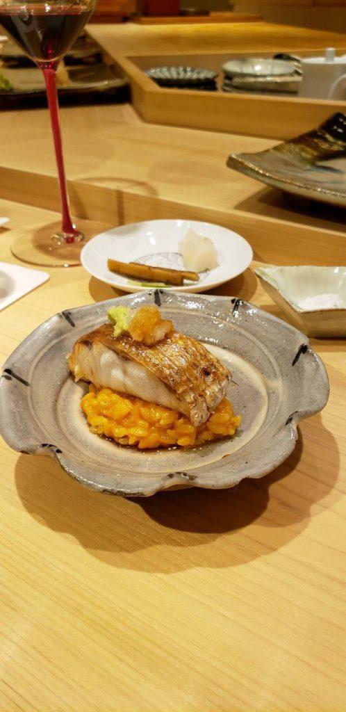 sushi matsumoto with Japan Royal Service6