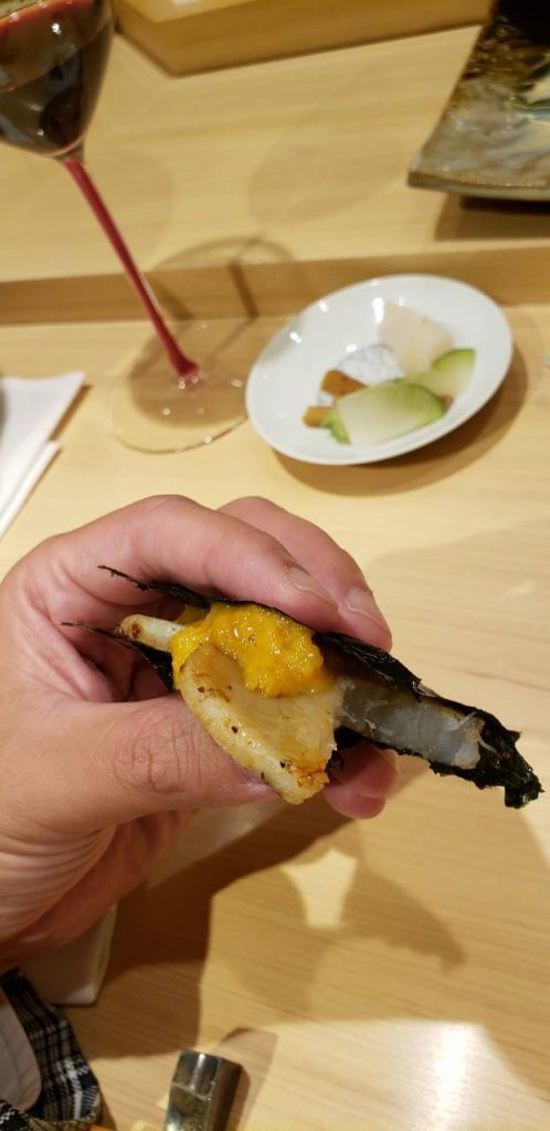 sushi matsumoto with Japan Royal Service8
