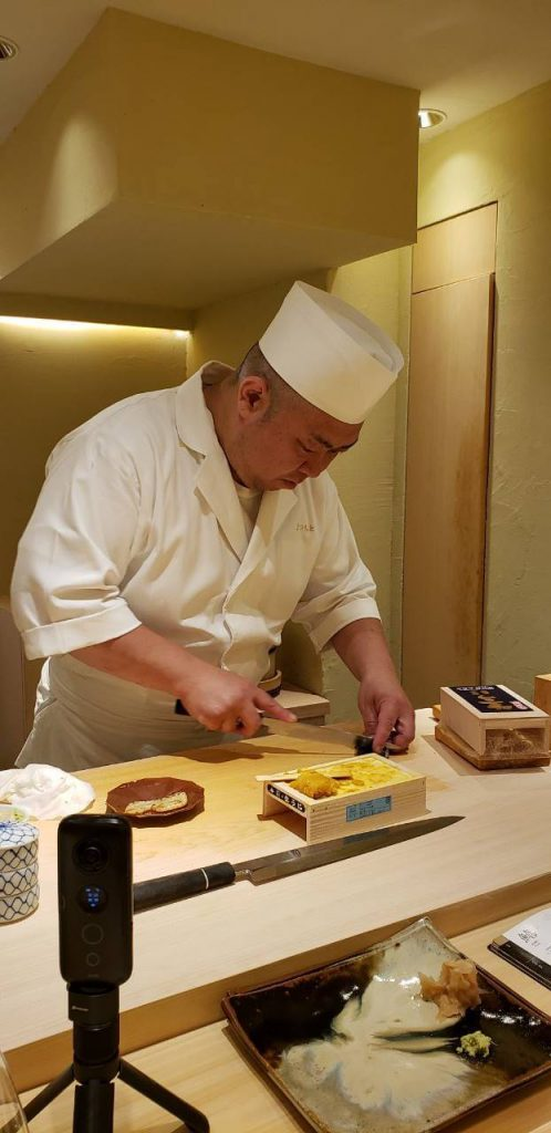 sushi matsumoto with Japan Royal Service9
