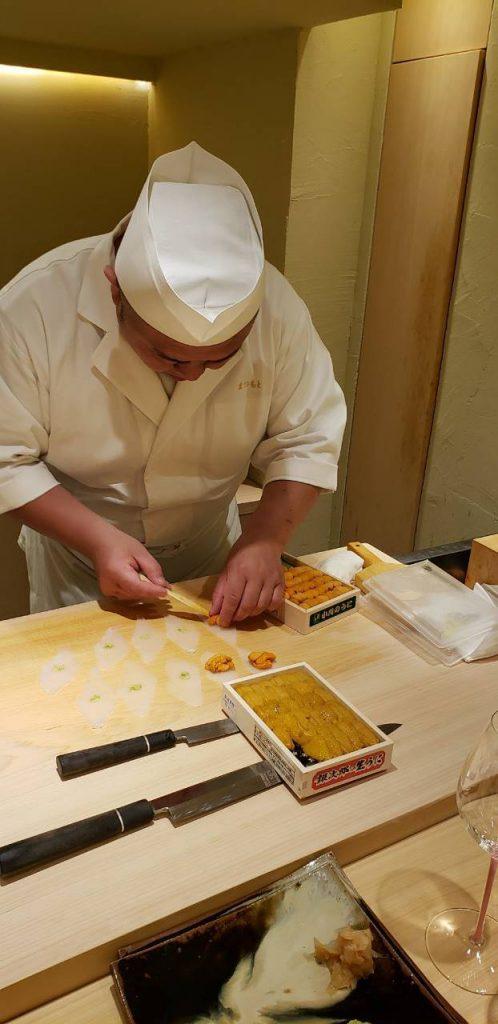 sushi matsumoto with Japan Royal Service11