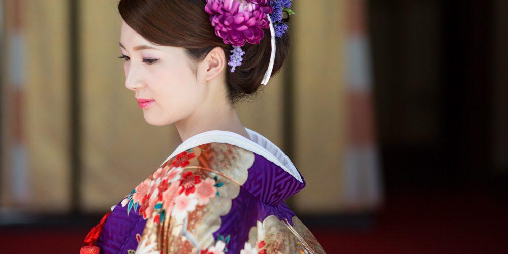 ONE DAY PHOTO TOUR with REAL KIMONO at Meiji Shrine wedding place