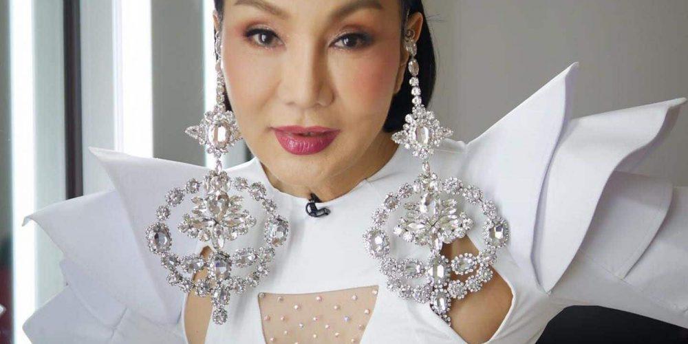 Super star of Thailand Ms. MA, Ornapa Krisadee